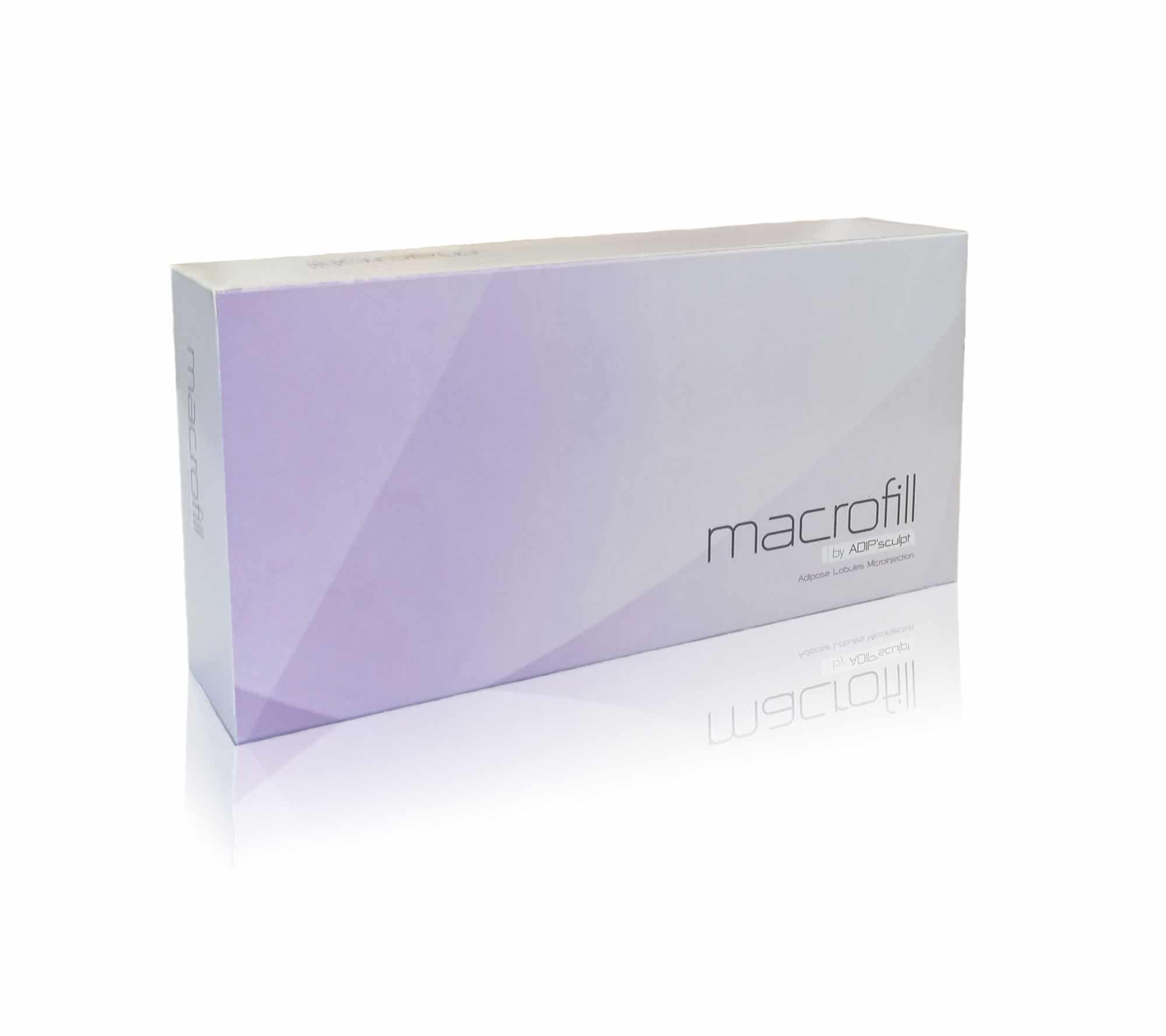 macrofill lipofilling lipomodeling fat grafting adipsculpt leader efficient