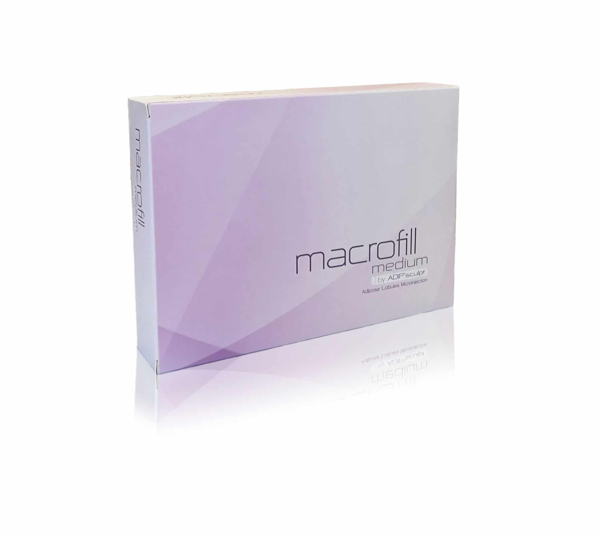 macrofill medium lipofilling lipomodeling fat grafting adipsculpt leader efficient