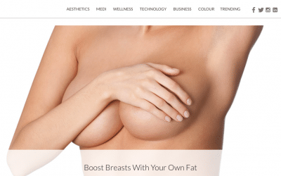 Fat transfer for breast augmentation